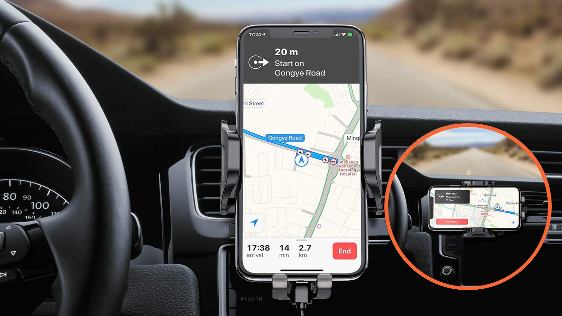 Best Car Mounts for iPhone 11, iPhone 11 Pro and iPhone Pro Max