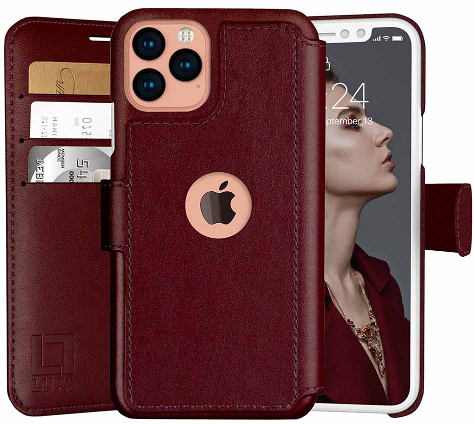 Best iPhone 11 Pro Leather Cases