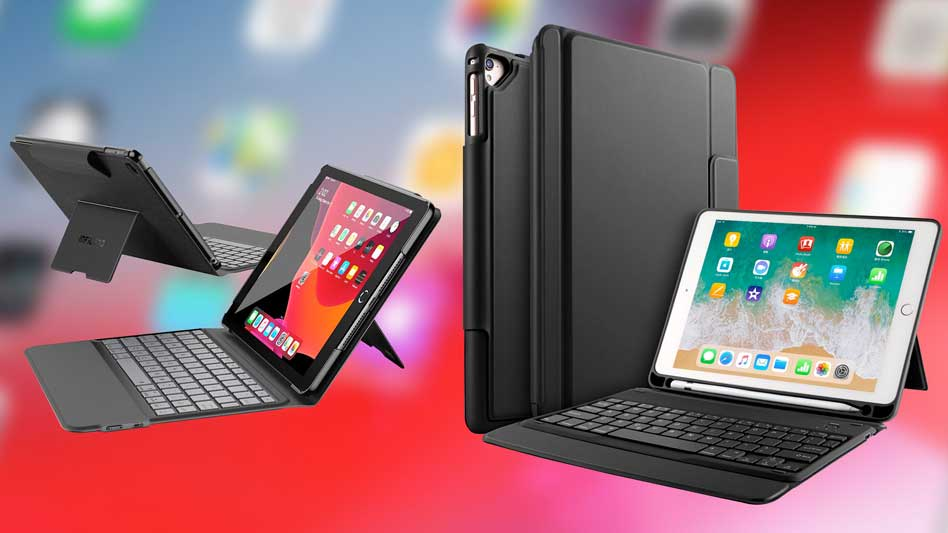 Best 10.2-inch iPad Keyboard Cases of 2021