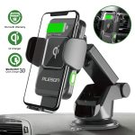 PLESON 10W Wireless Car Charger Mount