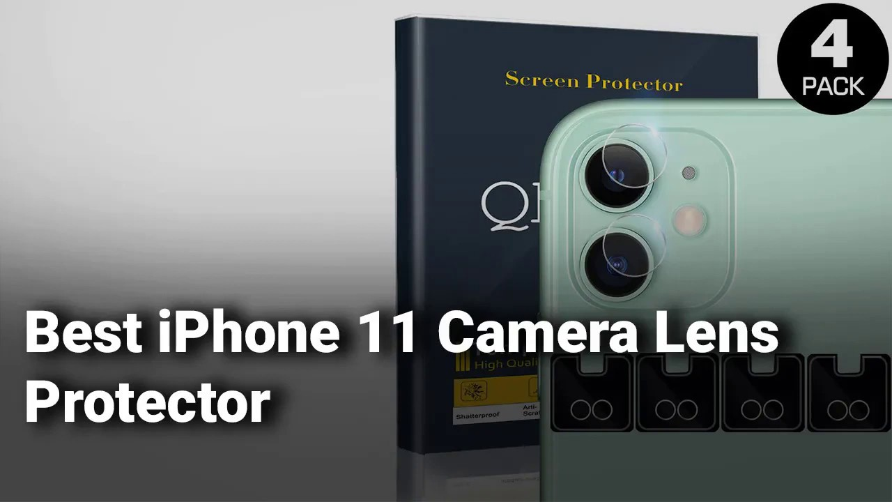 Best iPhone 11 Camera Lens Protectors in 2021