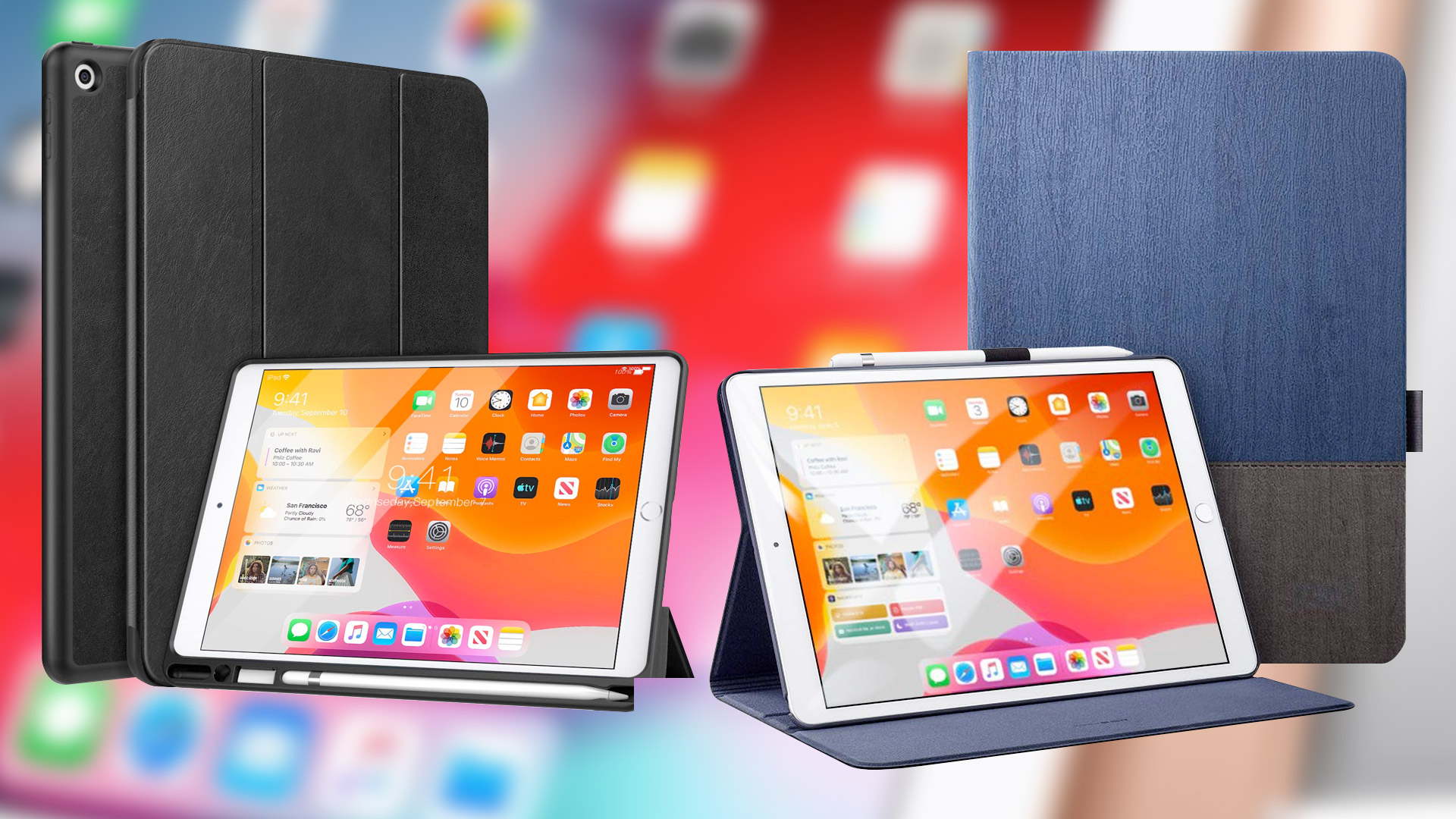 7 Best 10.2 inch iPad folio case