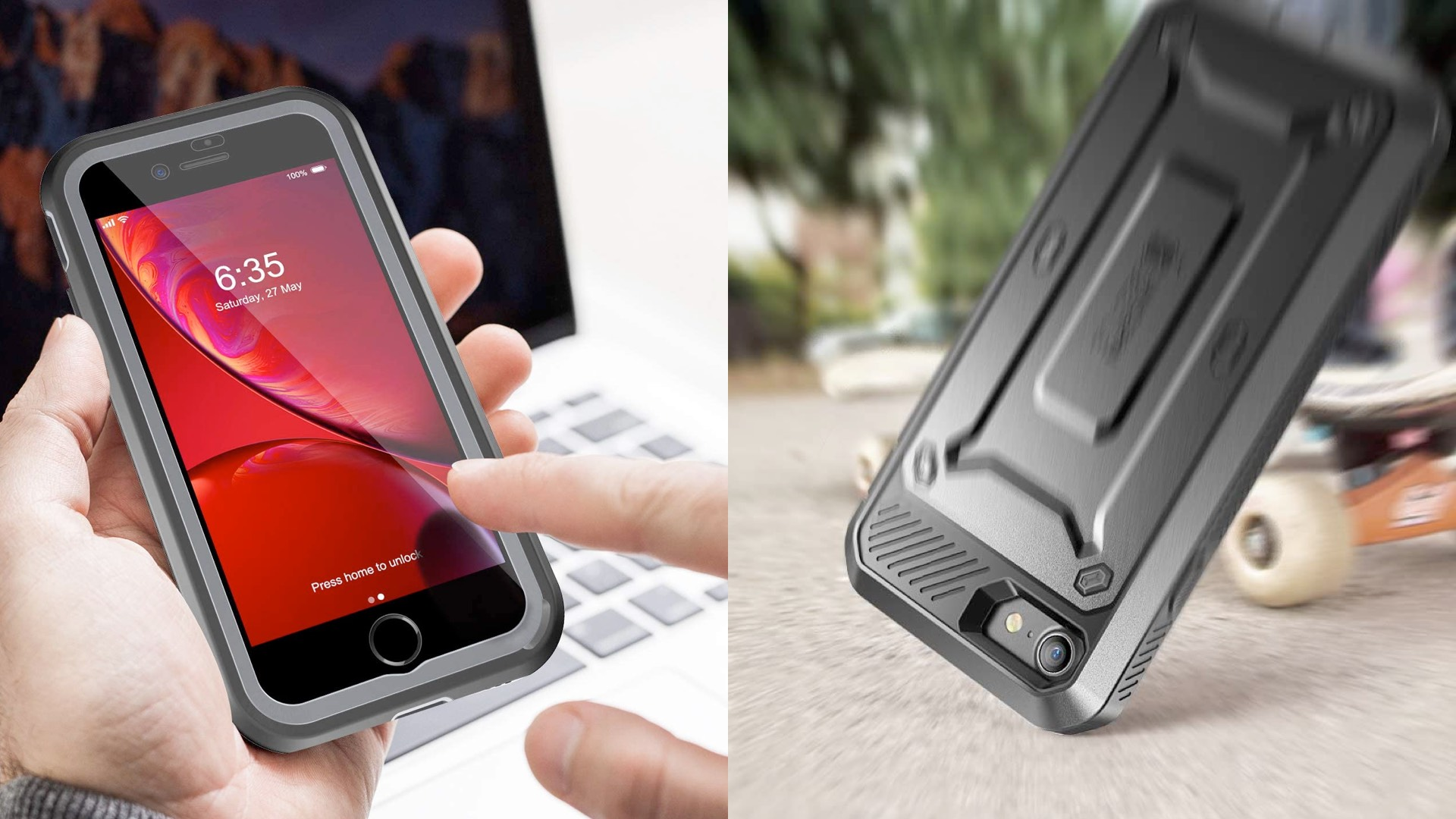 Top 5 Best iPhone SE 2020 Rugged Cases in 2021