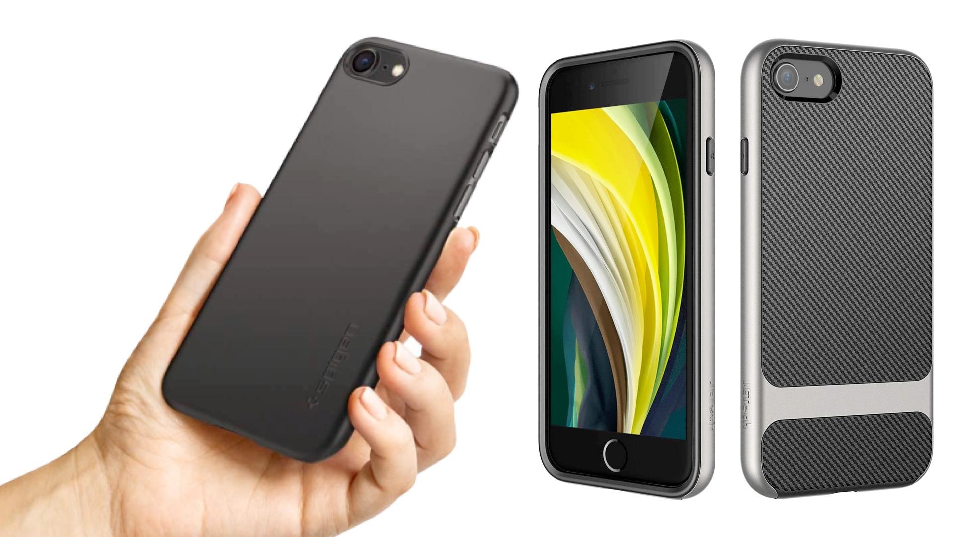 Best iPhone SE 2020 Slim Thin Cases