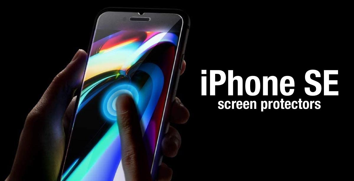 Best iPhone SE 2020 Screen Protectors in 2021
